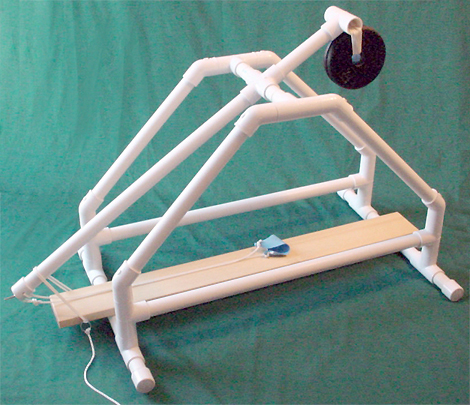 Large Golf Ball Trebuchet
