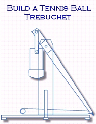 Tennis Ball Trebuchet